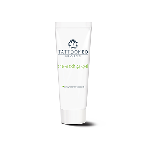 Tattoomed Cleansing Gel 100ml